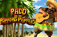 Слот Paco And Popping Peppers