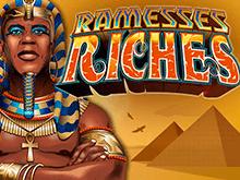 Игровой аппарат Богатство Рамсеса