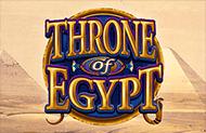 Игровой аппарат Throne of Egypt